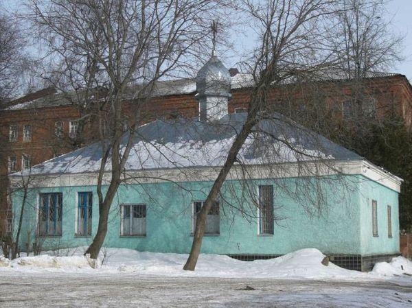 Храм св. страстотерпца царевича Алексия г. Высоковск Клинского района