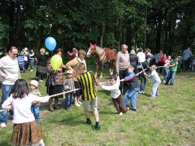 Демьяново народные гуляния на троицу