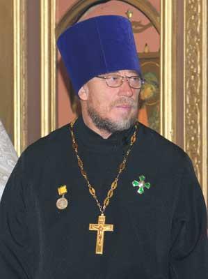 Протоиерей Борис Рожков (Клинское благочиние)